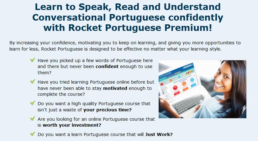 Rocket Portuguese Premium
