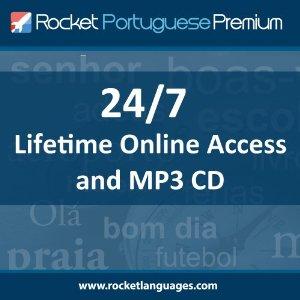 Rocket Portuguese Premium Acess